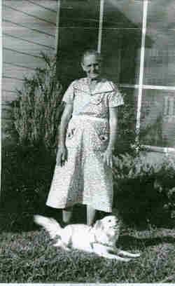 Margarett Jane Maggie <i>Croy</i> Hill