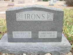 Caroline Barbara <i>Corbin</i> Irons