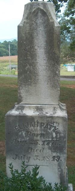 Elijah Paty