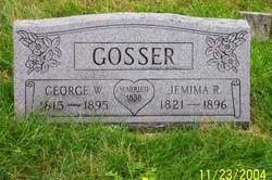 Jemima Ann <i>Roy</i> Gosser