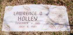 Lawrence Odell Holley