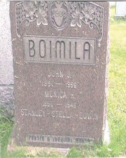 John J Boimila