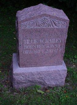 Tillie W. Bailey