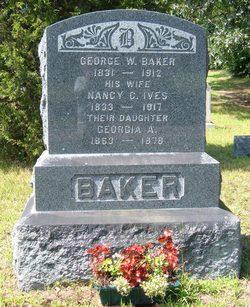 Nancy C <i>Ives</i> Baker