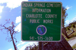 Indian Spring Cemetery