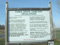 Funks Grove Cemetery