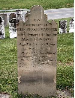 Rev Jesse Vawter