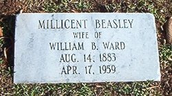Millicent Beasley Ward