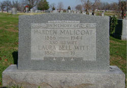 Laura Bell <i>Witt</i> Malicoat