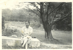 Nellie Elizabeth <i>Hahn</i> Grable