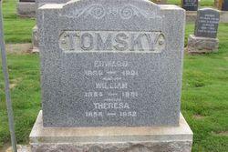 Theresa <i>Cohen</i> Tomsky