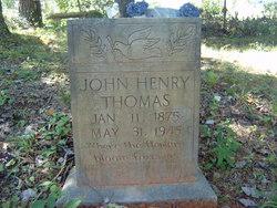 John Henry Thomas