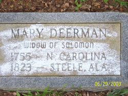 Mary <i>Brigman</i> Deerman