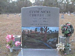Clyde Nicky Christie, Jr