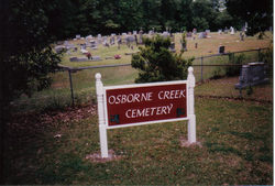 Osborne Creek Cemetery