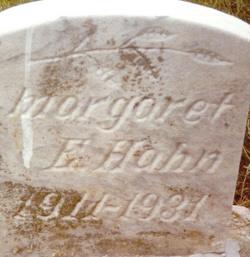 Margaret Elizabeth Hahn