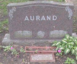 Juanita M <i>Cass</i> Aurand