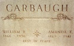Amanda Ellen <i>Hahn</i> Carbaugh