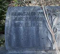 Julious M. Cooper