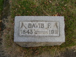 Maj David French Allen
