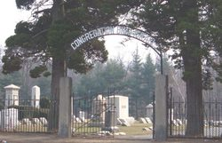 Congregation B'nai Israel Cemetery