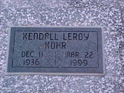 Kendall Leroy Kohr