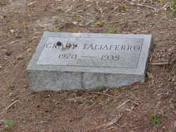 Grady Taliaferro
