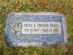 Lelia Ann <i>Chance</i> Pense