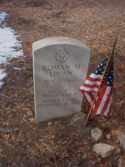 Pvt Roman M. Linan