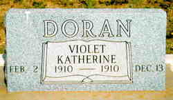 Violet Katherine Doran