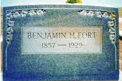 Benjamin Herman Fort