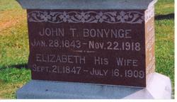 Elizabeth Anne <i>Gorman</i> Bonynge