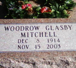 Woodrow Glasby Mitchell