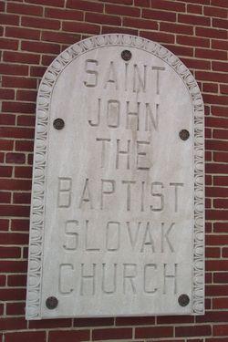 Saint John the Baptist Slovak Catholic Cemetery