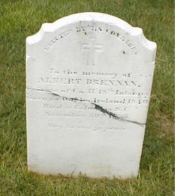 Pvt Albert H. Brennan