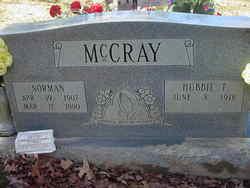 Norman McCray