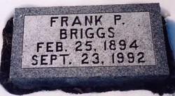Frank Parks Briggs