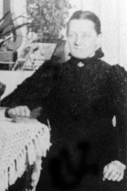Karin <i>J�nsdotter</i> Nordquist