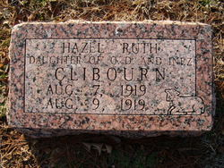 Hazel Ruth Clibourn