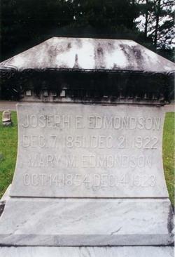 Joseph Eli Edmondson