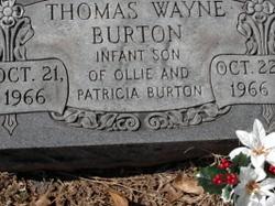 Thomas Wayne Burton