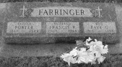 Francis Reuben Farringer, Sr