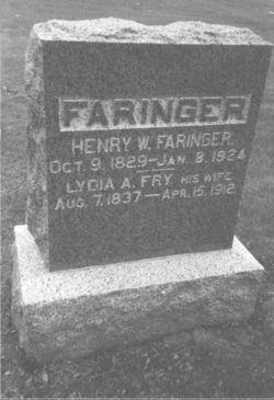 Henry William Farringer