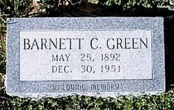 Barnett C Green
