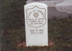 Isaac Harrison Carman