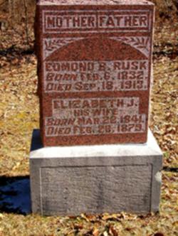 Edmond B. Rusk