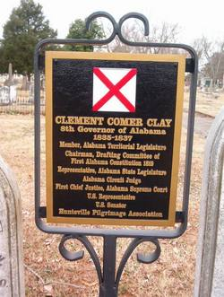 Clement Comer Clay