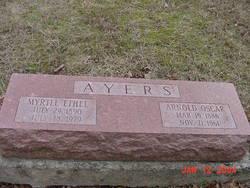 Arnold Oscar Ayers