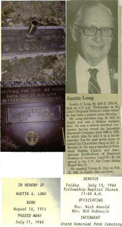 Austin Alan Long