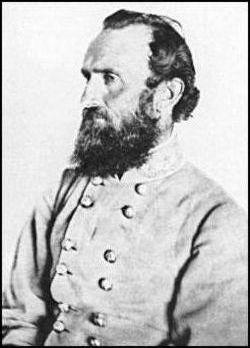 LTG Thomas Jonathan Stonewall Jackson
